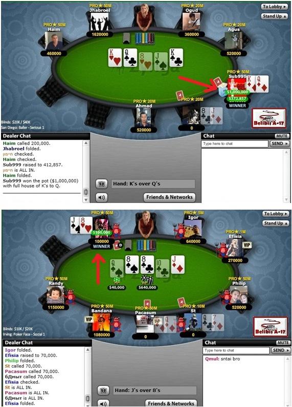 Cara bermain texas hold'em poker 3